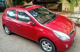 Hyundai I20 i20 Asta 1.2 (O), With Sunroof, 2010, Petrol