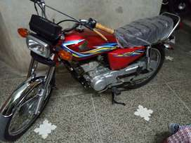 Honda 125 Brand New.10/10 Condition.for Vip Honda Lovers