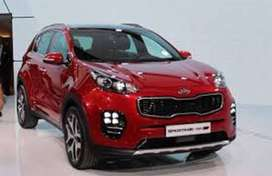 KIA SPORTAGE get on easy monthly installment just on single call...