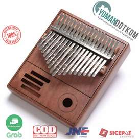 W758 Wishmore Kalimba Mbira Thumb Piano Musical Toys 17 Note Sound