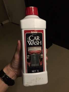 Amway Shampoo/ Carwash