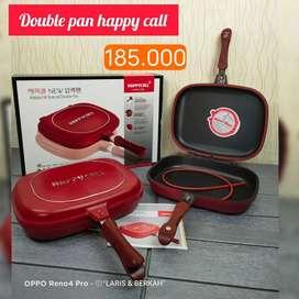 DOUBLE PAN JUMBO 32CM HAPPY CALL
