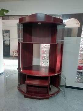 TV stand. Corner unit for sale