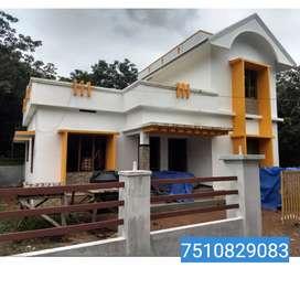 6. Cent.  New.  home.   Kottayam.    Athirampuzha