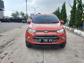 DP.17jt Ford Ecosport Titanium matic mls