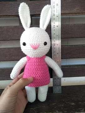 Boneka Amigurumi Rabbit