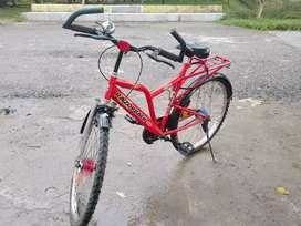 Razorback mtb cycle
