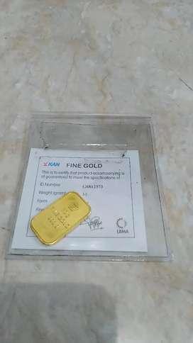 Jual emas antam 10gr