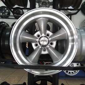 Kredit velg import, hsr jd648 ring15 Innova,Ertiga,Luxio,grand max