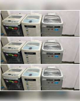 with 5 year warranty LG, Samsung fully automatic washing machine