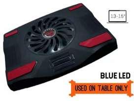 PTC Ace cooling kipas laptop samoon big fan untuk notebook 14-15inch
