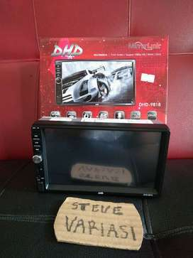Head Unit Double Din DHD Mp5 Mirrorlink Termurah By Steve Variasi Olx