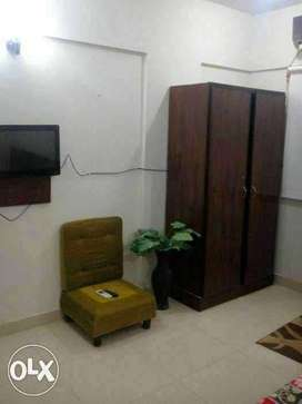DHA FULLY FURNISHED STUDIO FLAT SEA FACING 4 RENT