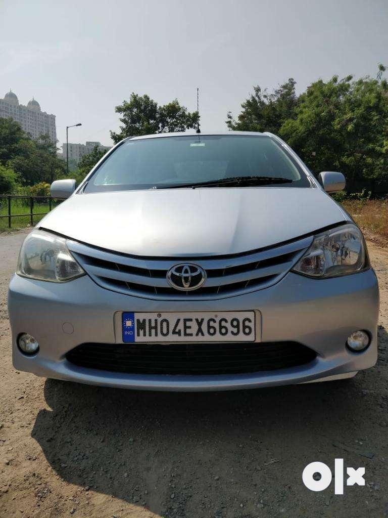 Toyota Etios V, 2011, CNG & Hybrids 0