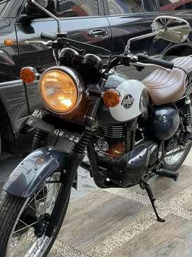 Kawasaki 250 Estrella Special Edition