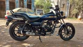 My 150 cc avenger first owner original condition
