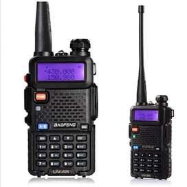 Baofeng UV-5R VHF/UHF Radio Transceiver Walkie Talkie 5KM Range