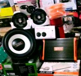 Audio Plus Pasang,Sub ADS+Power ADS+Speker Pioneer+Tweeter Ts+Box mdf