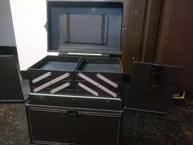 Vanity Box makeup box storage  make up