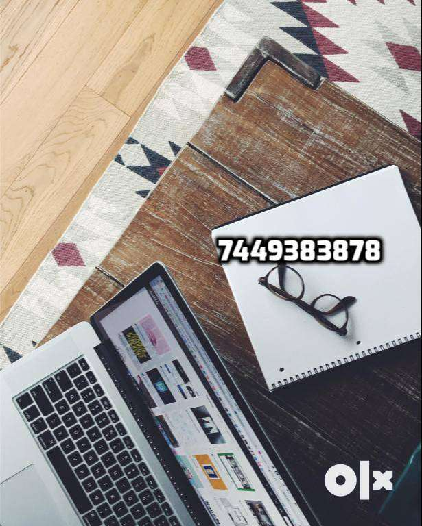 3 WEB PAGE Design  just for Rs 1600 - become online for more profit