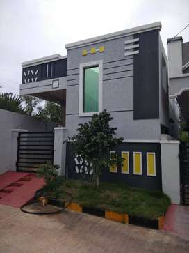 S\W FACING 100SQYRDS 2BHK INDEPENDENT HOUSE AVAILABLE AT DAMMAIGUDA