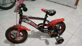 Sepeda jarang pakai