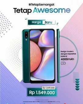 Samsung A10s bisa kredit DP murah