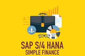 SAP FICO and S4 HANA Simple Finance Training by Certified Consultant