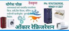 Washing machine and fridge repair only 200 rs.