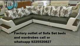 SALE AT FACTORY UNIT OF SOFA SET BEDS AND MORE