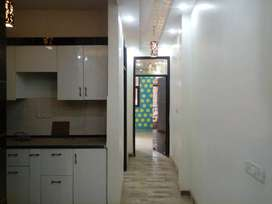 va offer a two bhk builder floor semi furnished with great price