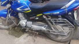 Well maintained bike one hand use regular servicing