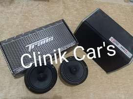 Paket Woofer Cello & Spiker Trans Coaxial