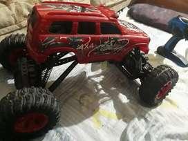 Rc car 4×4 monster truck