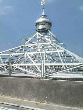 Baja ringan SNI √ jasa renovasi dan jasa bongkar atap