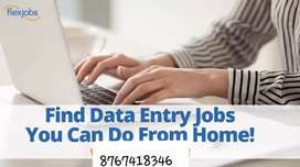 Grab an opportunity for part time work at home