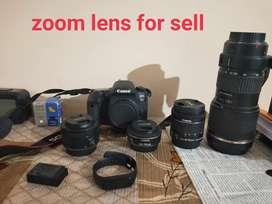 LENS / Tamron A009S sp 70-200mm F/2.8 di Vc usd Telephoto zoom lens l