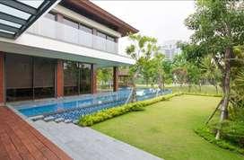 Rumah Graha Family Design Mewah, Surabaya