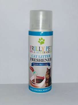 Cat litter freshner