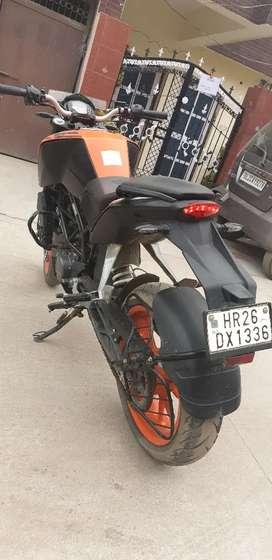 KTM DUKE 125   2019 model
