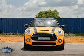 Mini Cooper S 3-Door, 2017, Petrol