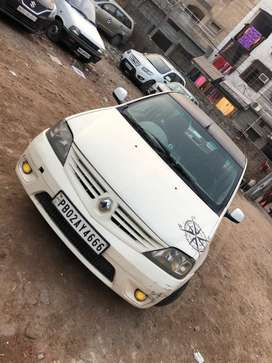 Mahindra Logan 2007 Diesel Well Maintained