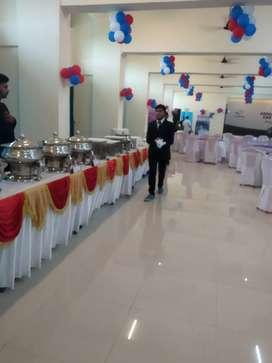 Hostess or piyaro for wedding event