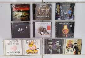 CD DREAM THEATER MARTY FRIEDMAN SHADOW GALLERY ORIGINAL