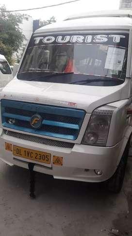Force Motors Tempo traveller