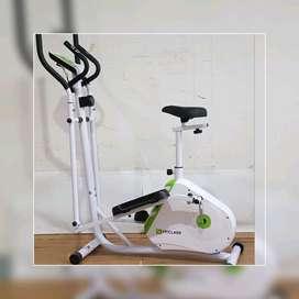 Sepeda Statis Elliptical Bike / Fitness Sports // Monday 13.59