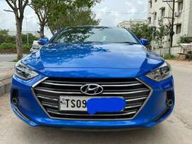 Hyundai New Elantra 2017 Diesel Well Maintained