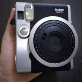 Polaroid kamera fuji film instax mini 90 neo classic