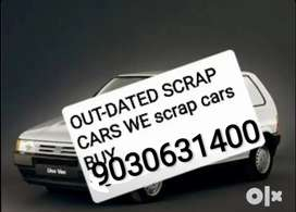 Waste Scrap Cars Buyers