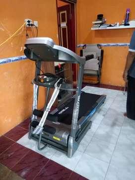 Treadmill elektrik Tl 270 incline dengan 3 fungsi